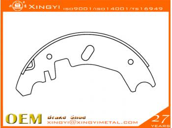 Suzuki-02 Brake Shoe