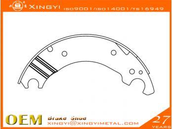 B360-BPW Brake Shoe