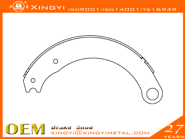 4515E-220 Brake Shoe