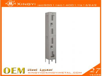 vented locker Double Tier